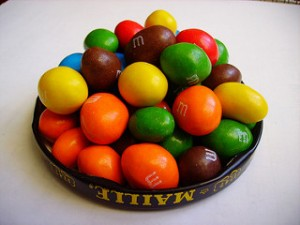 photo credit: M&M's composition via photopin (license)