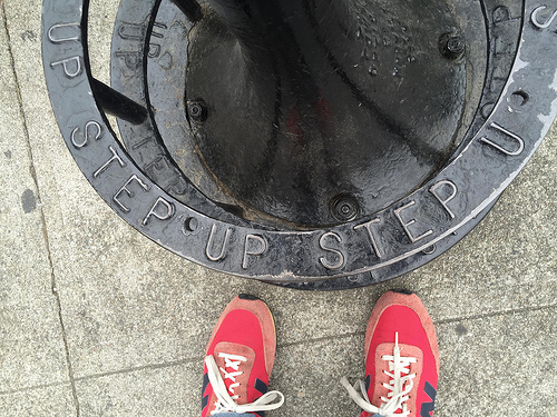 photo credit: Step up! via photopin (license)