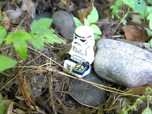 photo credit: Lost Stormtrooper Pic #2 via photopin (license)