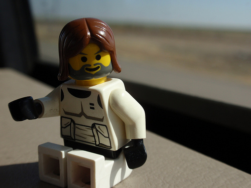 """photo credit: Jesus Trooper: """"Now time for a relaxing trip back home."""" via photopin (license)"""