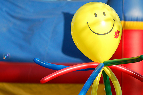 photo credit: You know why this balloon is in such a good mood? via photopin (license)