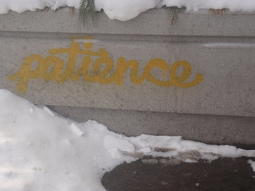 photo credit: some lovely hand writing, on queen west via photopin (license)
