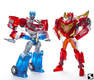 photo credit: Transformers Animated Rodimus and Optimus via photopin (license)