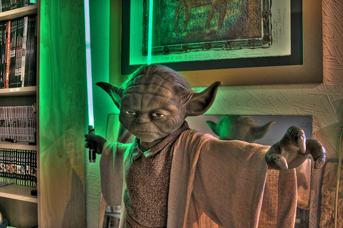 photo credit: Yoda HDR 1 via photopin (license)