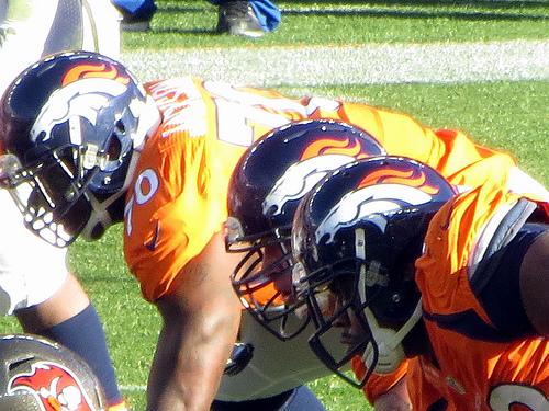 photo credit: Broncos Defense via photopin (license)