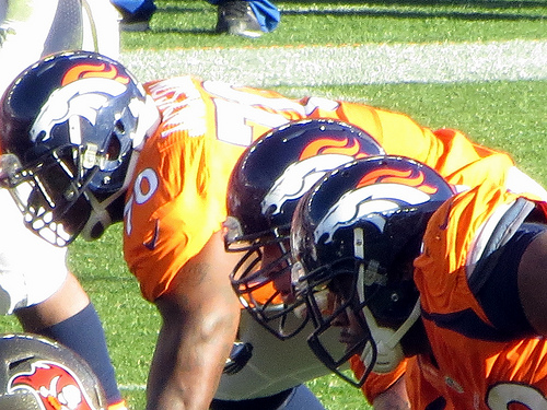 photo credit: Broncos Defense via photopin (license)