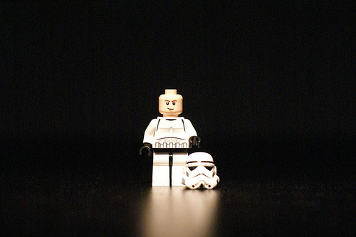 photo credit: Dude of Lego Stormtrooper via photopin (license)