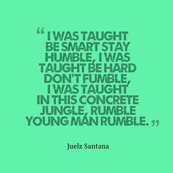 fumble quote