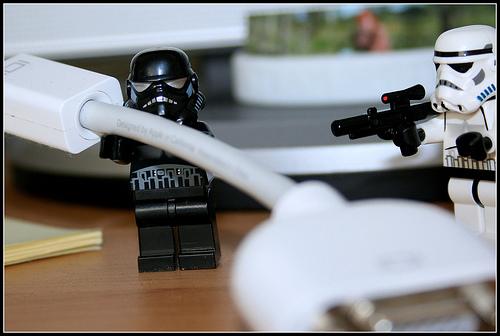 photo credit: Settling the Mac vs PC debate... via photopin (license)