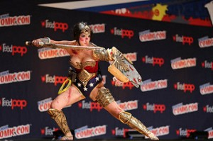 photo credit: New York Comic Con 2014 - Wonder Woman via photopin (license)