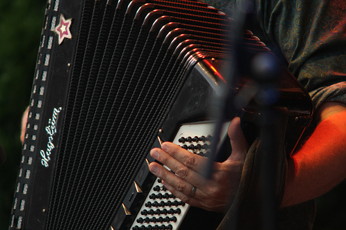 photo credit: Accordion at Stefan Sundström at Liseberg 2013 via photopin (license)