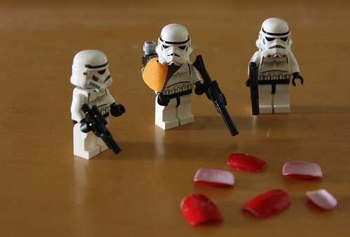 "photo credit: ""These aren't the droids we're looking for."" via photopin (license)"