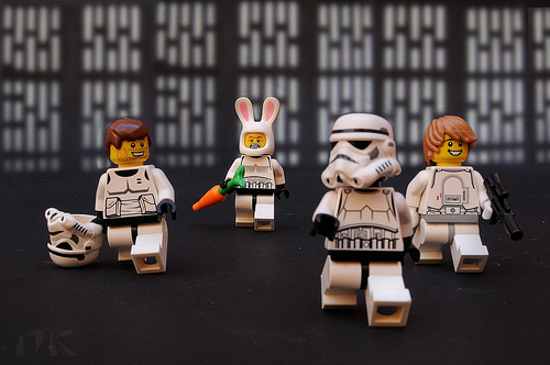 photo credit: Who Framed Trooper Rabbit? via photopin (license)