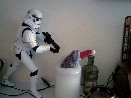 photo credit: stormtrooper christmas 2005 via photopin (license)