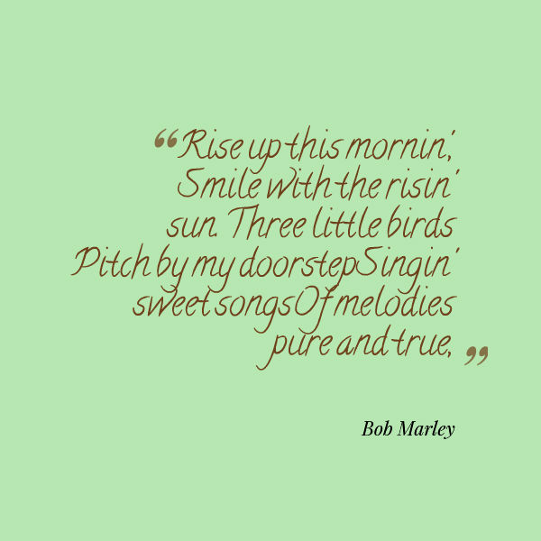marley quote