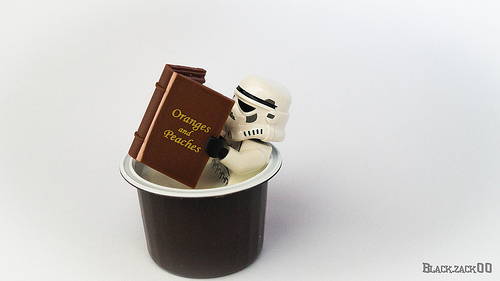 photo credit: the bath of stormtrooper via photopin (license)
