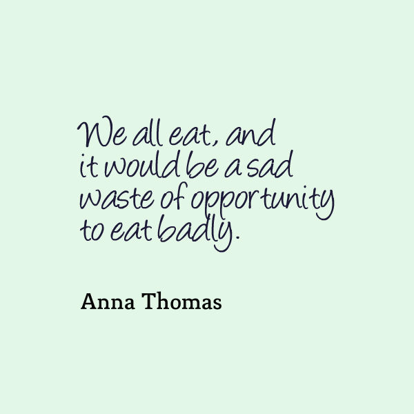 eating quote