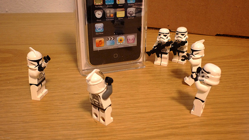 photo credit: Unboxing iPod touch via photopin (license)