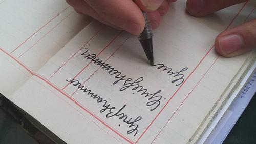 writing til
