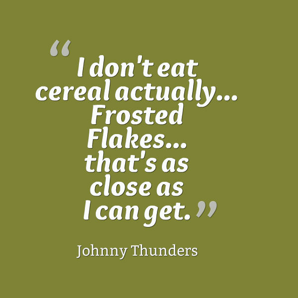 frosted flakes quote