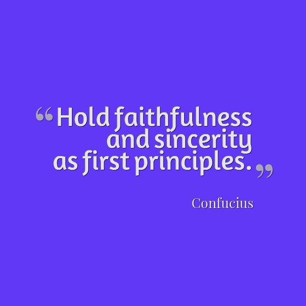 faithful quote