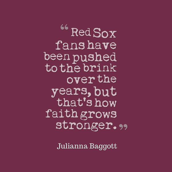 boston quote