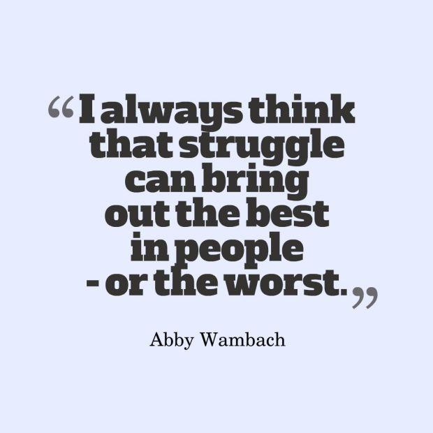 wambach quote