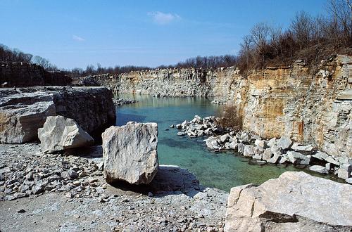 6 words quarry