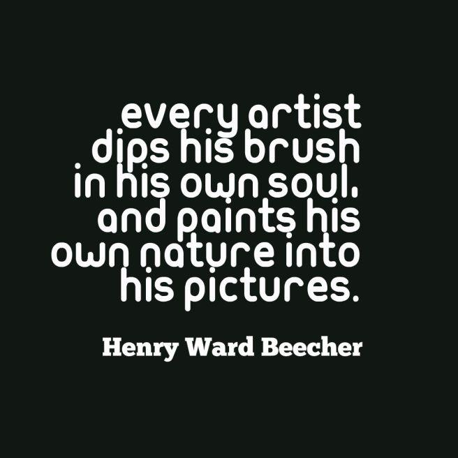 brushes quote