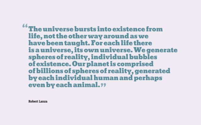 bubbles quote