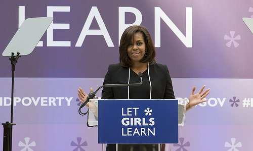 michelle obama 6 words