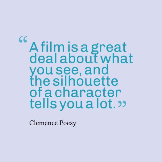 silhouette quote