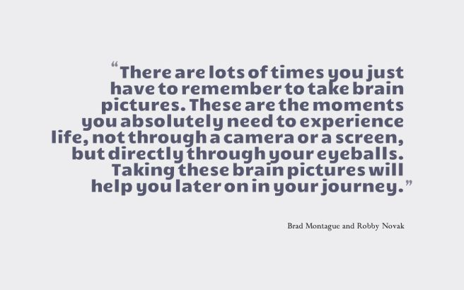 brain photo quote