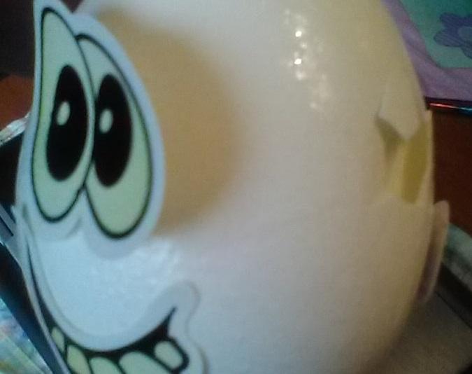smartphone egg