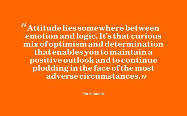 summitt quote