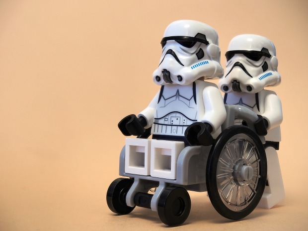 stormtrooper wheelchair