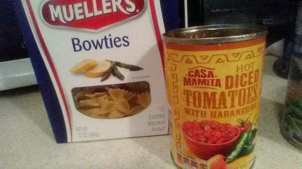 bowties habanero tomato