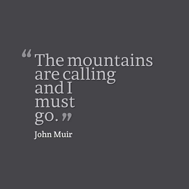 mountains quote