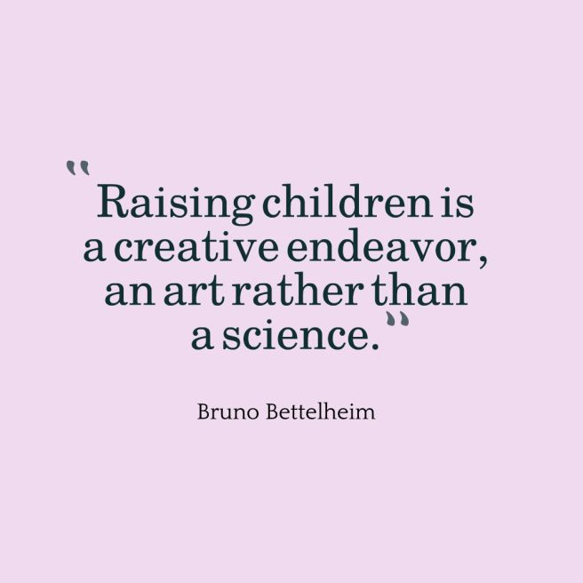 raising children quote