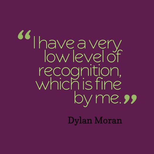 recognition quote