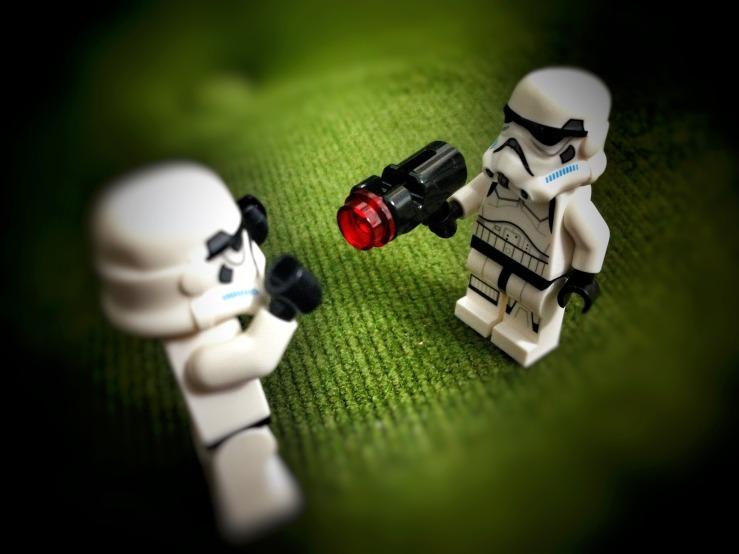 stormtrooper blaster stickup