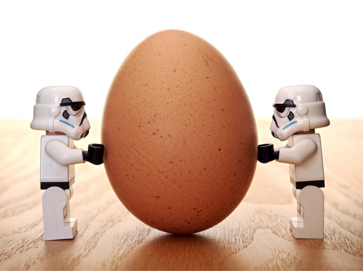 stormtrooper egg stormtrooper