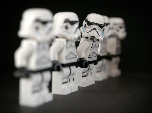 stormtrooper lineup