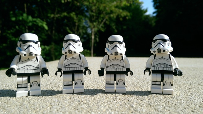 stormtrooper real fab four
