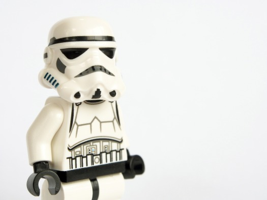stormtrooper stand alone