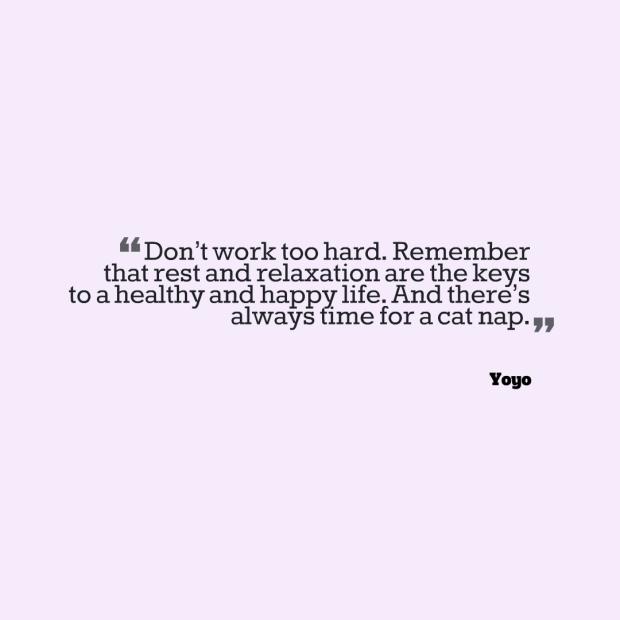 yoyo quote