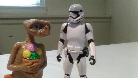 ET stormtrooper alien