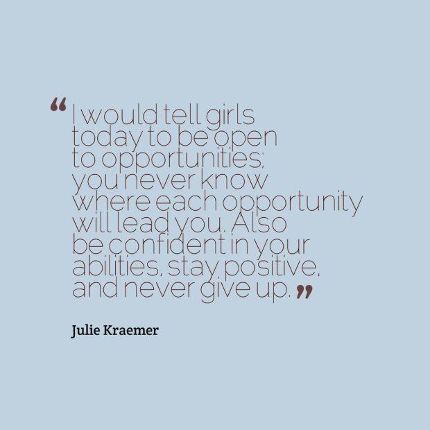 kraemer quote