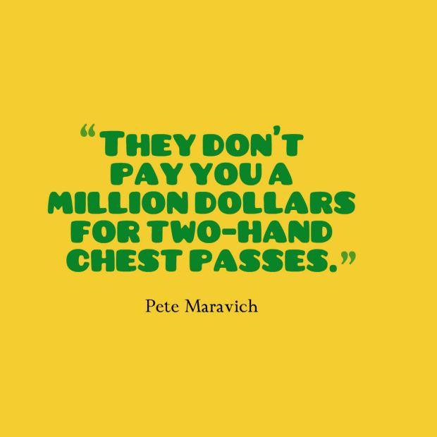 million quote