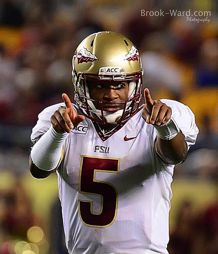 florida state football jameis winston quarterback